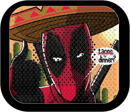 enceinte bluetooth Mexican Deadpool