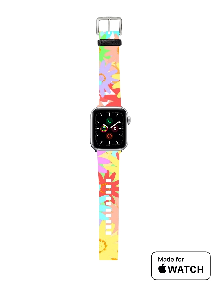 apple watch FLORAISON ESTIVALE