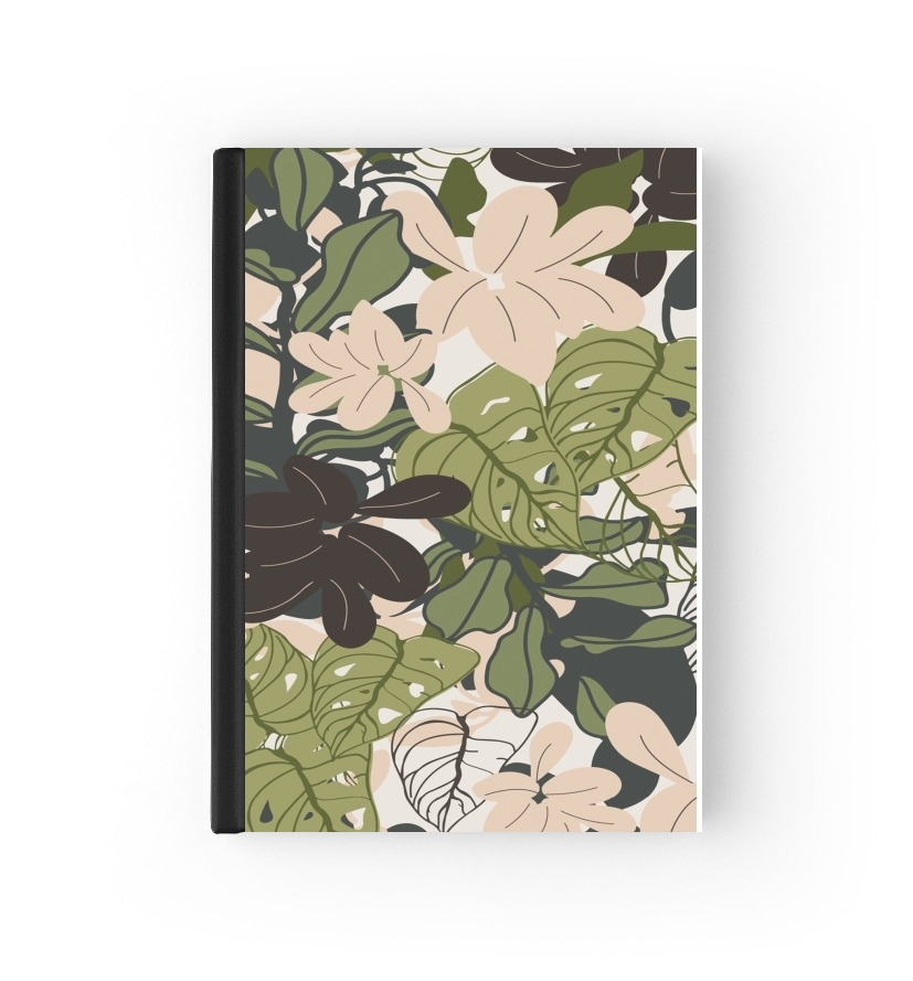 protection passeport BOHEMIAN TROPICAL FOLIAGE 2019 / 2020