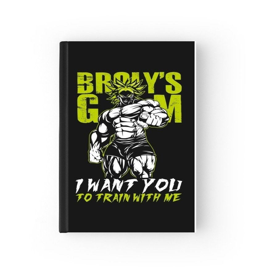 agenda Broly Training Gym 2020 / 2021