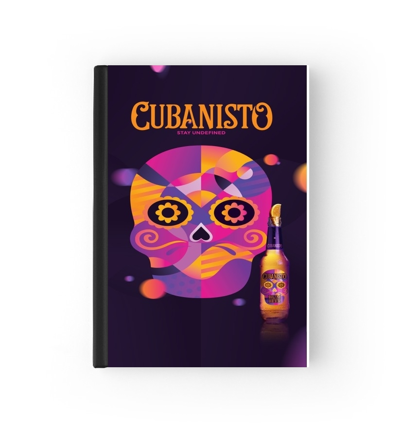 protection passeport Cubanisto calavera 2020 / 2021