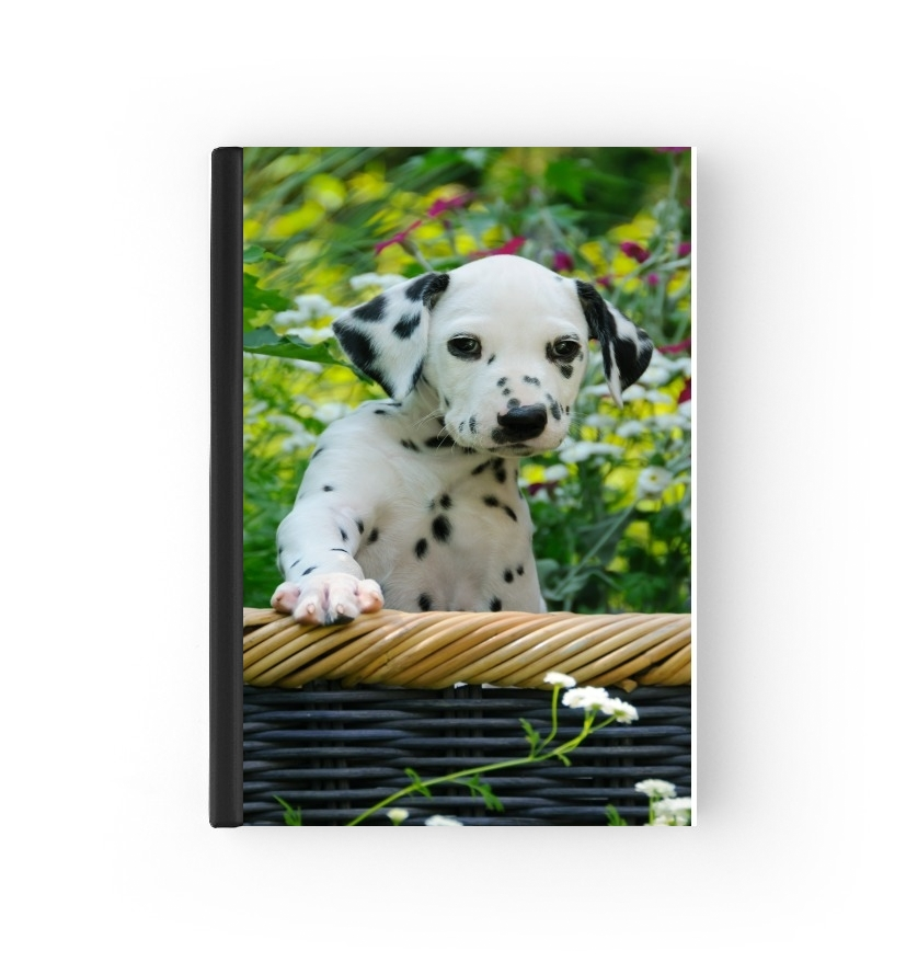 coque iphone 7 dalmatien
