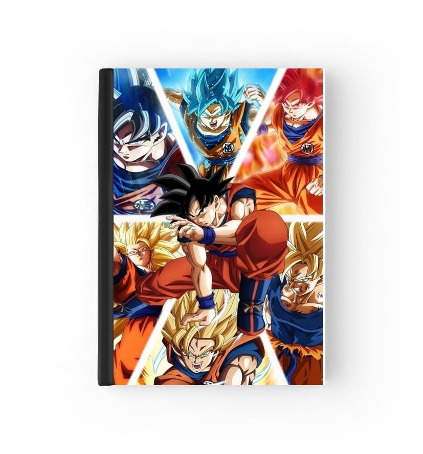 Agenda Goku Ultra Instinct