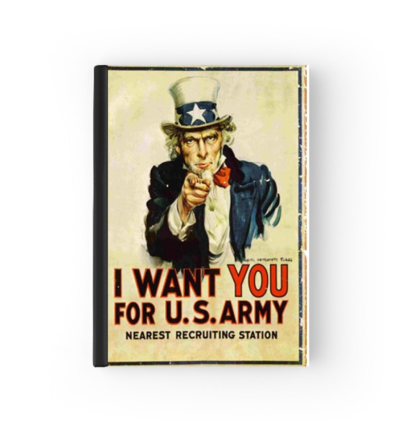 agenda I Want You For US Army 2019 / 2020