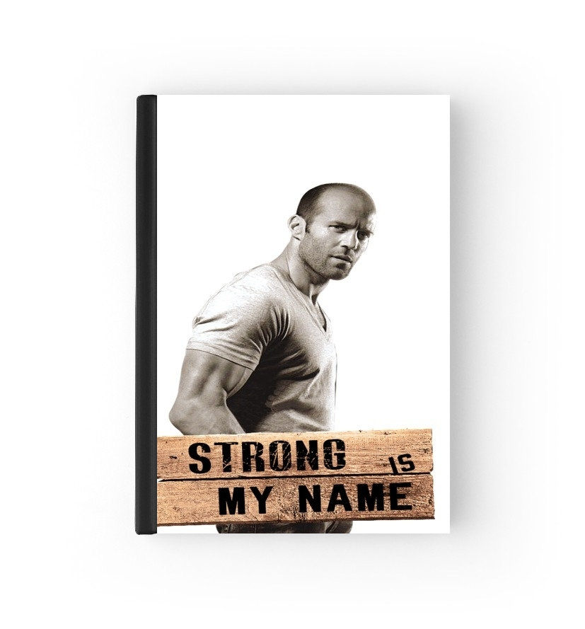agenda Jason statham Strong is my name 2020 / 2021