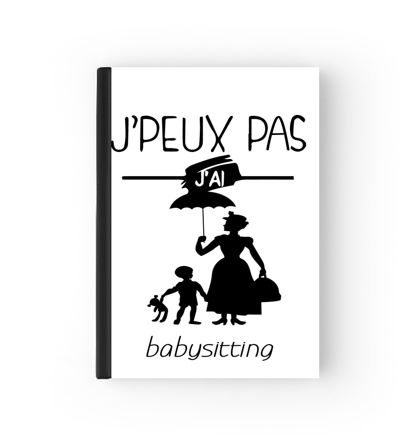 protection passeport Je peux pas j'ai babystting comme Marry Popins 2020 / 2021