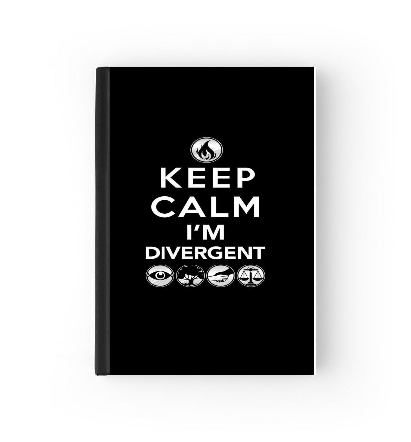 agenda Keep Calm Divergent Faction 2019 / 2020
