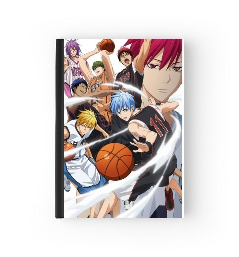 Agenda personnalisé Kuroko No Basket Passion Basketball
