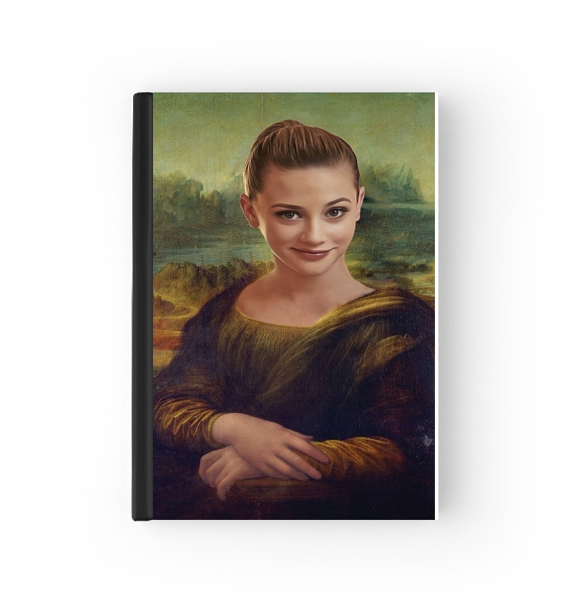 protection passeport Lili Reinhart Mashup Mona Lisa Joconde 2020 / 2021
