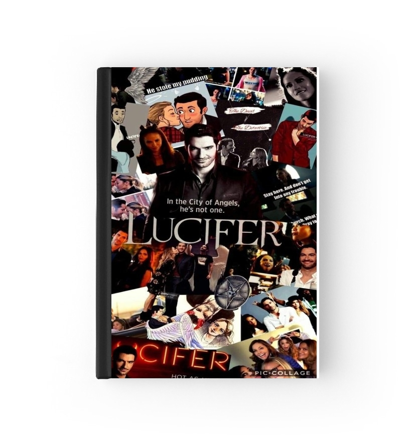 protection passeport Lucifer Collage 2020 / 2021