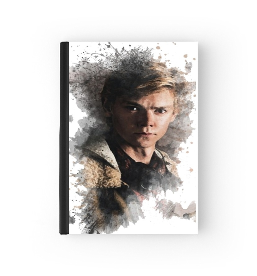 protection passeport Maze Runner brodie sangster 2020 / 2021