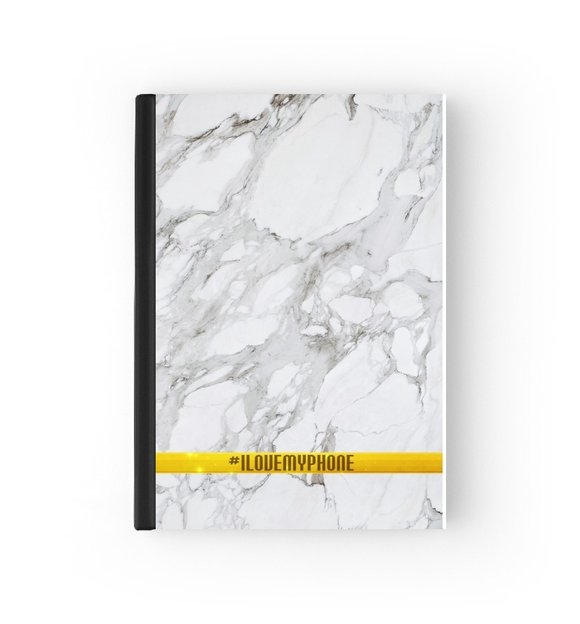 protection passeport Minimal Marble White 2019 / 2020