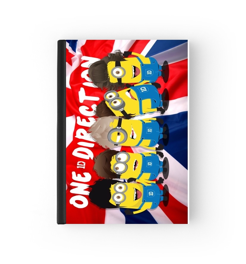 agenda Minions mashup One Direction 1D 2019 / 2020