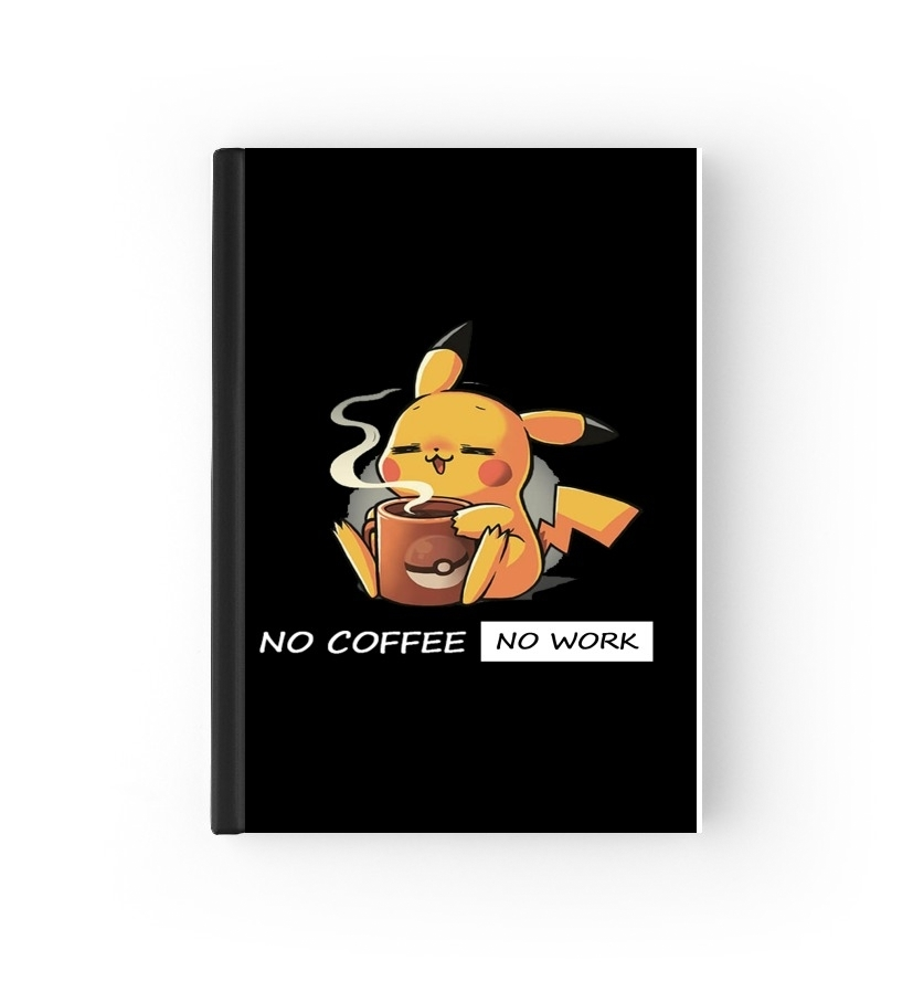 protection passeport Pikachu Coffee Addict 2020 / 2021