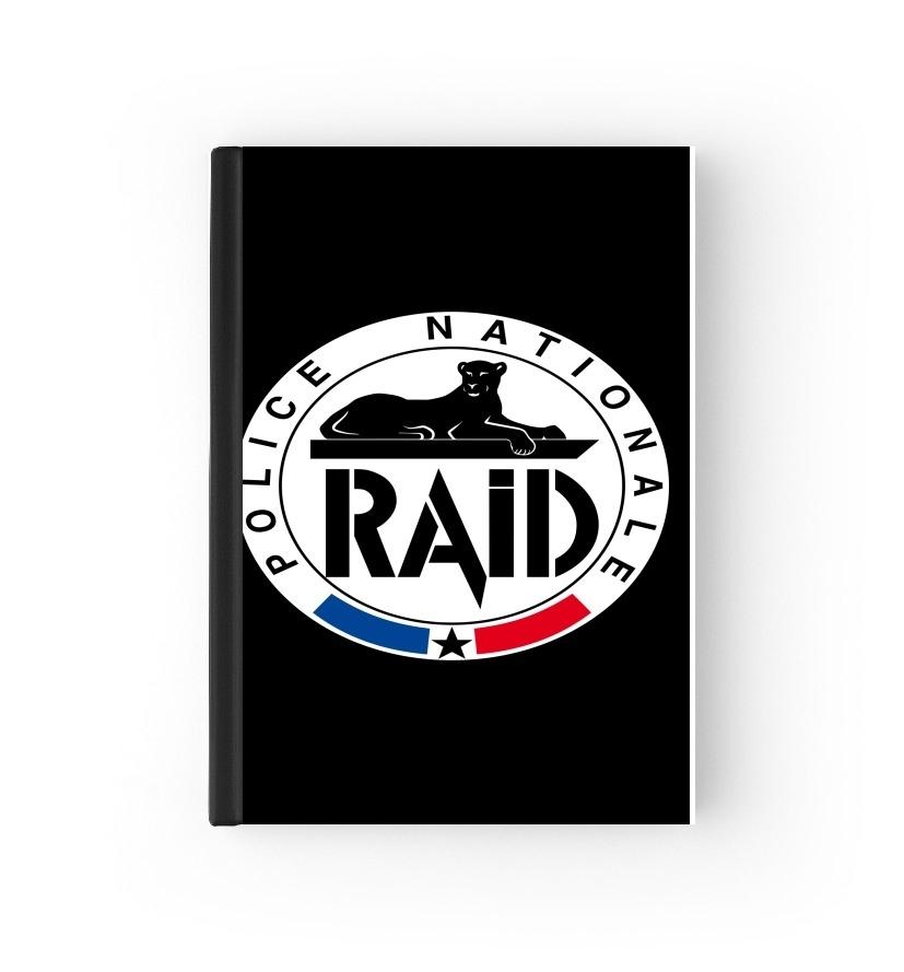 Cahier Raid Police Nationale