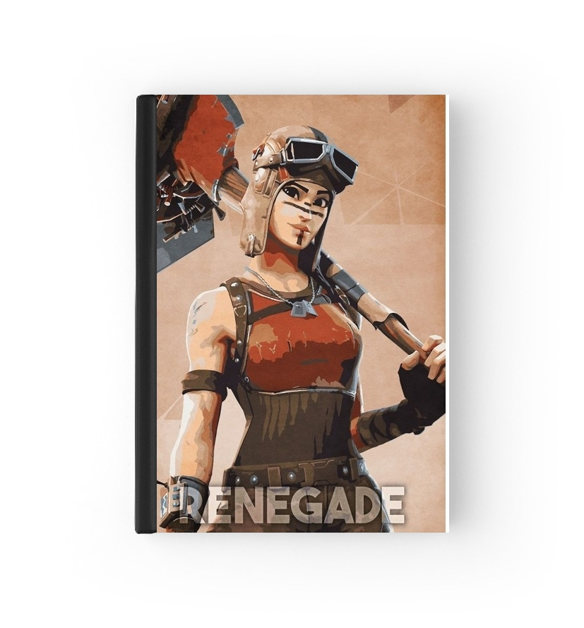 agenda Renegade Skin Fortnite Art 2019 / 2020