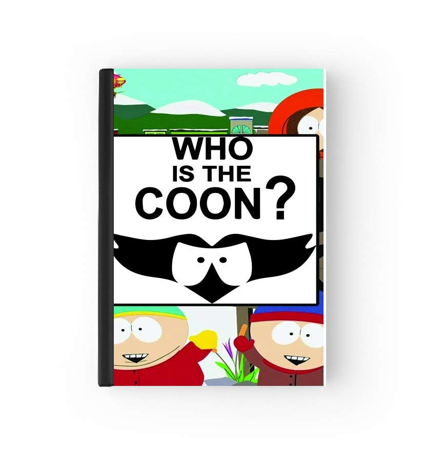 agenda Who is the Coon ? Tribute South Park cartman 2019 / 2020