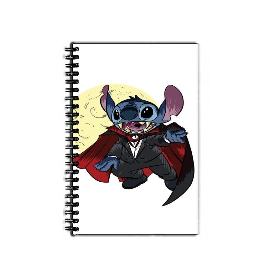 Cahier De Texte école Dracula Stitch Parody Fan Art
