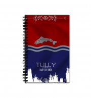 cahier de texte Flag House Tully