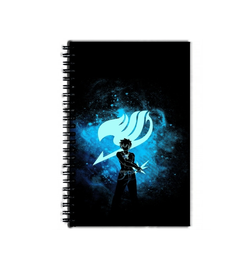 cahier de texte Grey Fullbuster - Fairy Tail