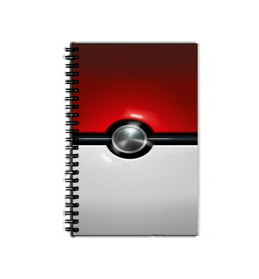 Cahier PokeBall