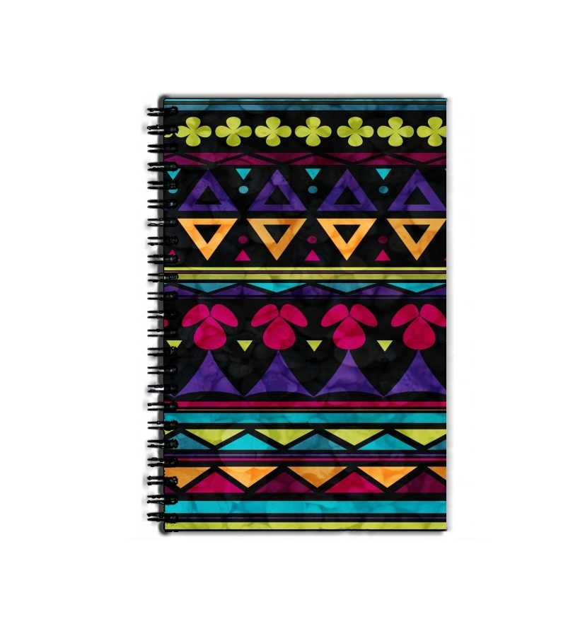 cahier de texte Sweet Triangle Pattern