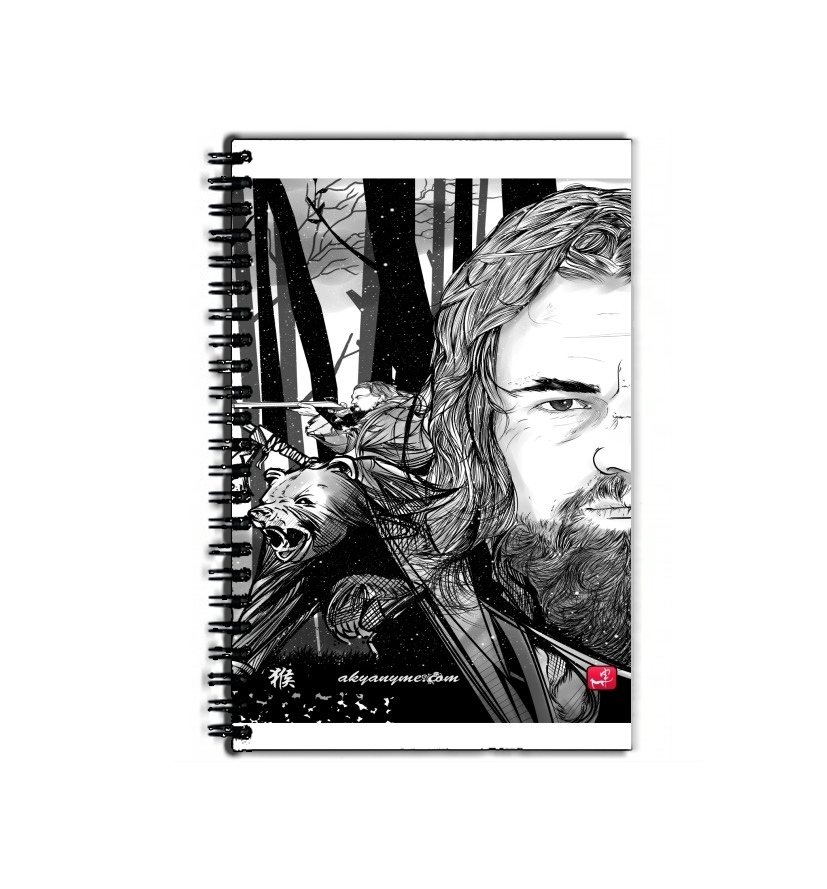 cahier de texte The Bear and the Hunter Revenant