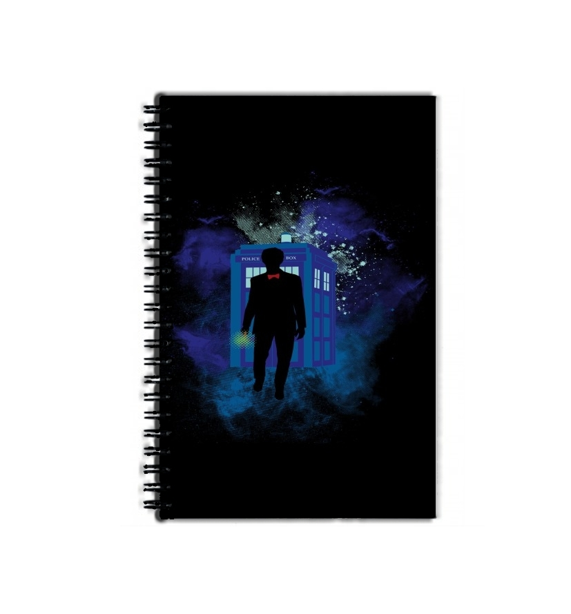 cahier de texte Who Space