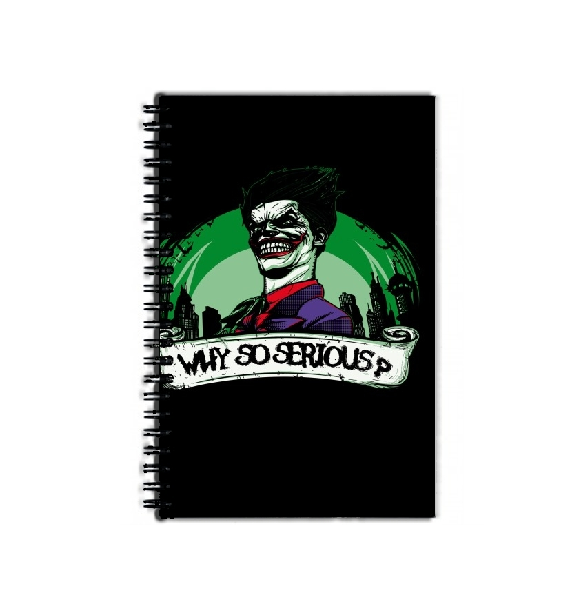 cahier de texte Why So Serious ??
