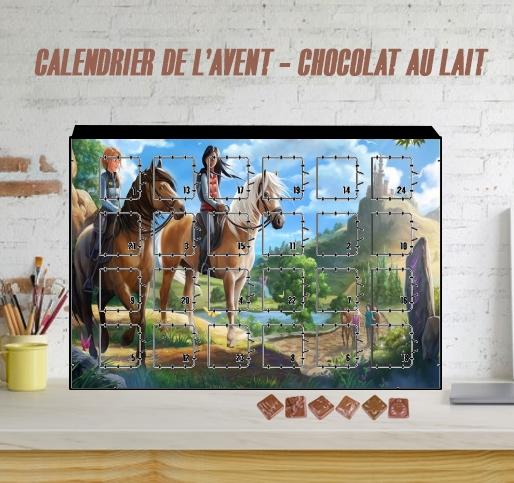 Calendrier de l'avent Star Stable jeu de chevaux en ligne