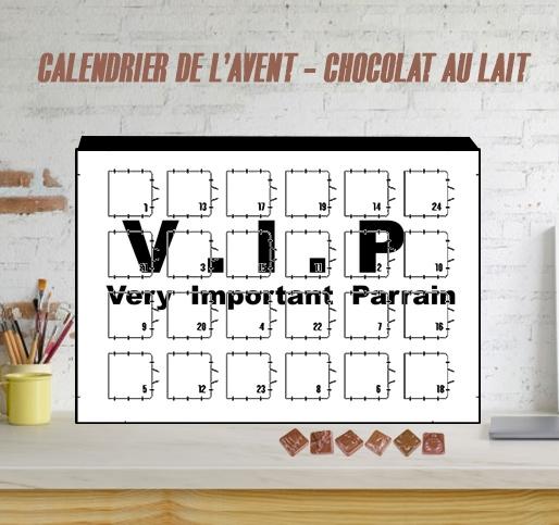 Calendrier Vip 2021 2022 Calendrier de l'avent VIP Very important parrain