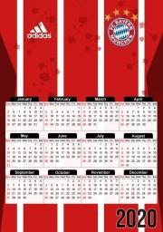 Agenda Bayern munich Maillot Football