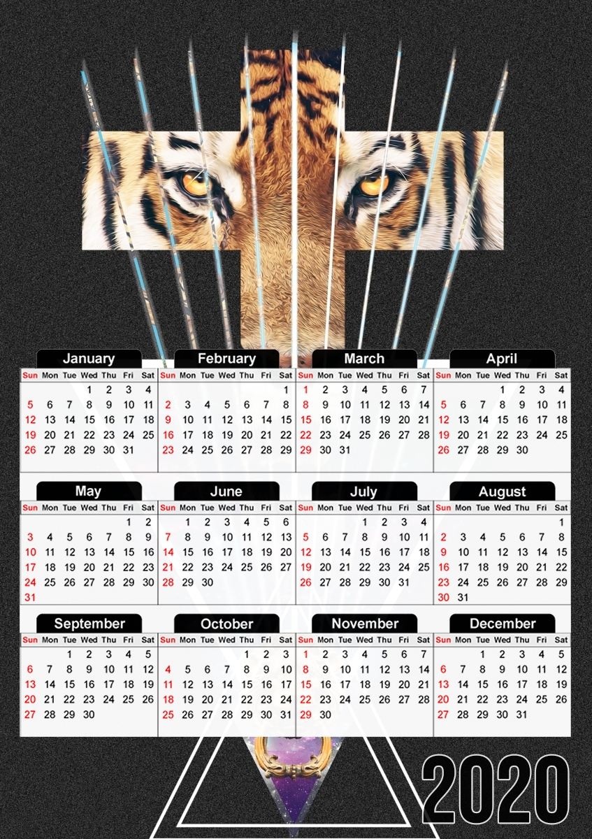 Calendrier TigerCross