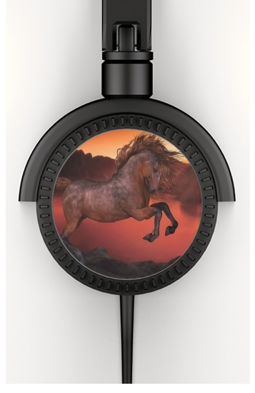 casque audio A Horse In The Sunset