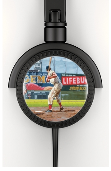 casque audio Baseball Painting