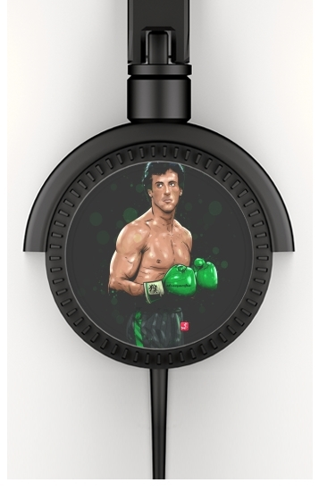 casque audio Boxing Balboa Team