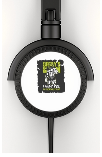 casque audio Broly Training Gym