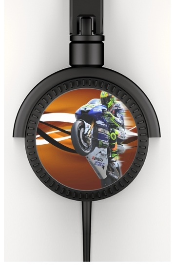 casque audio Fan de Yamaha En Feu VR46 Doctors