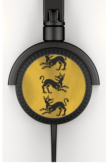 casque audio Flag House Clegane