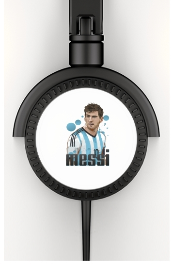 casque audio Lionel Messi - Argentine