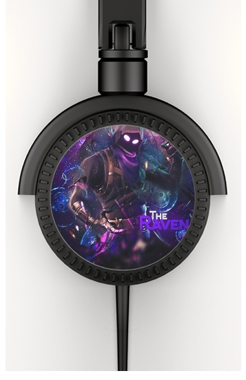 casque audio Fortnite The Raven