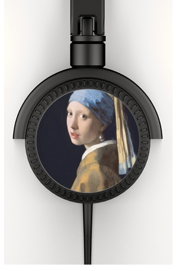 casque audio Girl with a Pearl Earring