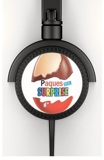 casque audio Joyeuses Paques Inspired by Kinder Surprise