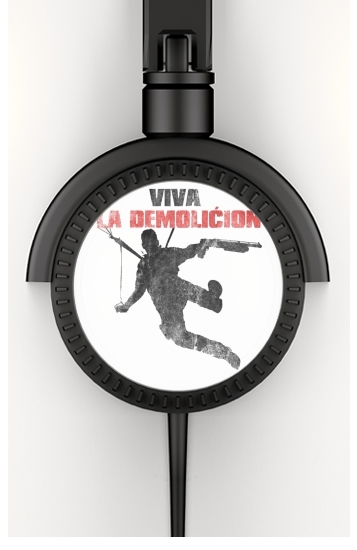 casque audio Just Cause Viva La Demolition