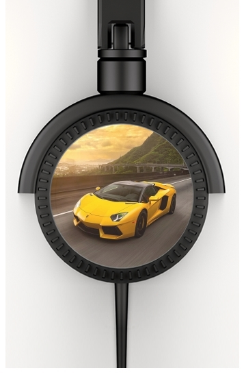 casque audio lamborghini