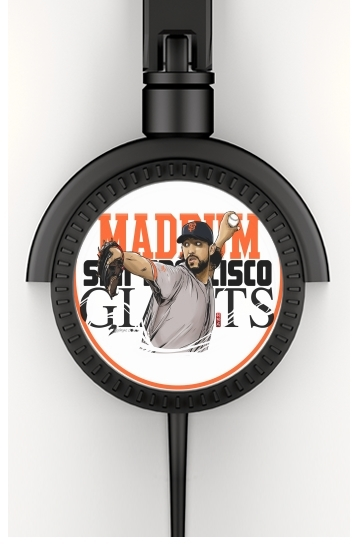 casque audio MLB Stars: Madison Bumgarner - Giants San Francisco