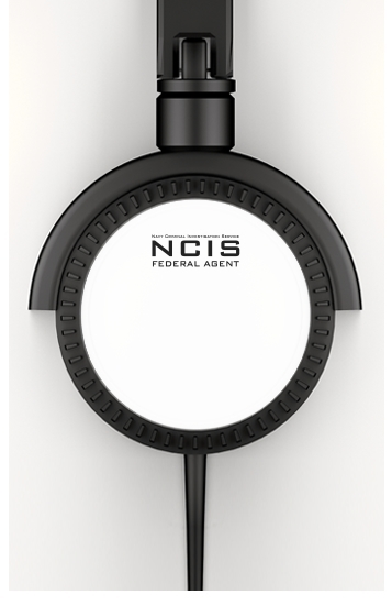 casque audio NCIS federal Agent