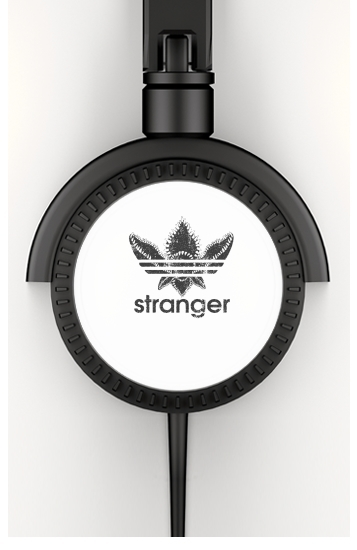 casque audio Stranger Things Demogorgon Monstre Parodie Adidas Logo Serie TV
