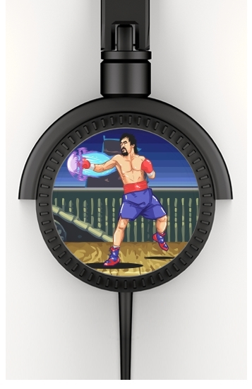 casque audio Street Pacman Fighter Pacquiao