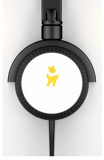 Casque Winnie The pooh Abstract